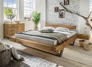 Schwebebett Selber Bauen : rustikale m bel schlafzimmer einrichten nachhaltige eco naturm bel design ~ Indierocktalk.com Haus und Dekorationen