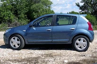 Dacia Sandero Tuning Reifen Spoiler Mega Bild