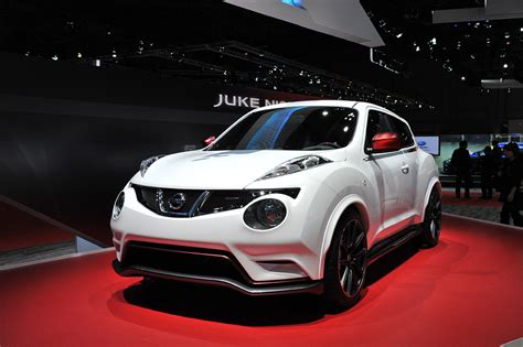 juke nismo lowered 2011 nissan juke nismo concept supercars net