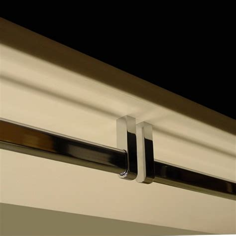 curtain rods without center support home design ideas