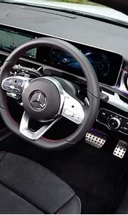 Mercedes A-Class hybrid interior & comfort   DrivingElectric