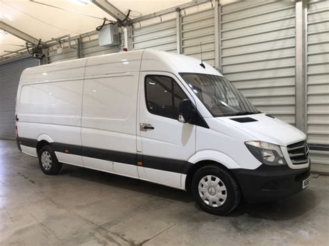 This affects some functions such as contacting salespeople, logging in or managing your vehicles for sale. Used MERCEDES SPRINTER 314 CDI 140 PREMIUM EDITION LWB ...