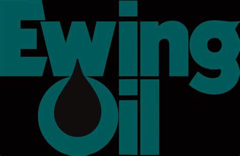 ewing oil logo color  ewing oil company