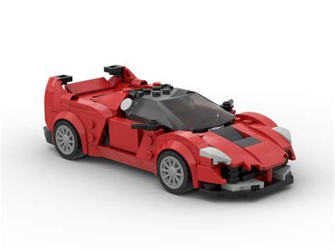 Home | official lego® shop us LEGO MOC Ferrari FXX v2 by legotuner33 | Rebrickable ...