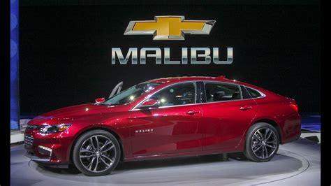 2018 Chevy Malibu Youtube