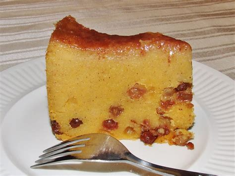pudding recipe cornmeal pudding an authentic recipe from a jamaican grandmother kitchen pinterest