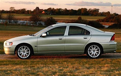 Volvo S60 2006 2006 volvo s60 information and photos zombiedrive