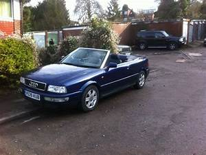 Audi 80 Cabriolet Final Edition 2000 Reg  1 8 20v