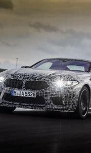 New BMW M8: 600bhp-plus super coupe prototype track ride ...