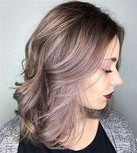 Pastell Lila Haare : the prettiest pastel purple hair ideas hair makeup ~ Frokenaadalensverden.com Haus und Dekorationen