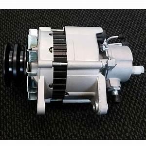 Alternator Fits Nissan Patrol Gq Gu Td42 Navara D21 D22 Td25 Td27 Diesel W   Pump