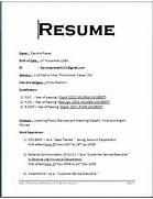 Simple Resume Format Whitneyport Free Simple Resume Templates Over 10000 CV And Resume Samples With Free Download Best Format Of Cv Download Someone To Write My Essay 8th