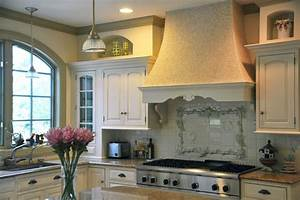 french kitchen french country kitchens remodeling With kitchen colors with white cabinets with french provincial wall art