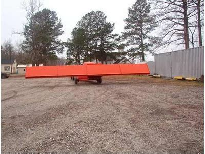 air curtain destructor burning mack ch613 27500 trailer classifieds