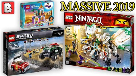 Lego Set by So Many More New Lego Sets Revealed 2019 Winter Wave