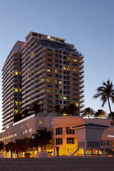 hilton fort lauderdale beach resort cheap vacations