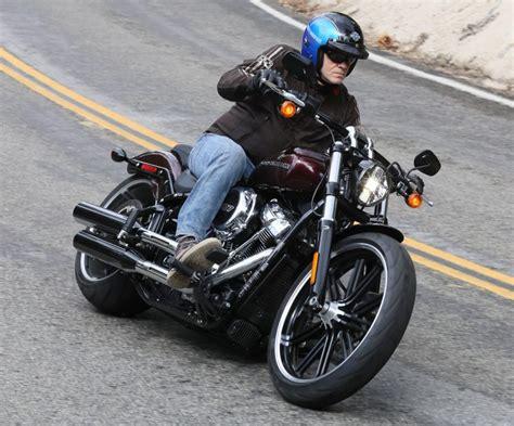 Breakout breaks out of market slump - Motorbike Writer