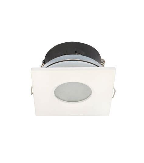 ip65 salle de bain spot encastrable salle de bain blanc carr 233 gu5 3 mr16 ip65 w led line etanche salle de bain