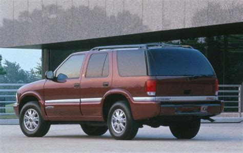 1999 Gmc Jimmy  Information And Photos Zombiedrive