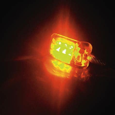 atom led motorcycle indicators indled msa direct
