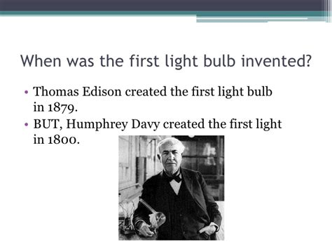 who invented the light bulb light bulbs