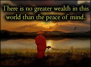 Latest Peace Of... Unknown Peace Quotes
