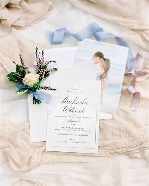 Evites Bridal Shower - bridal shower invitations we absolutely martha