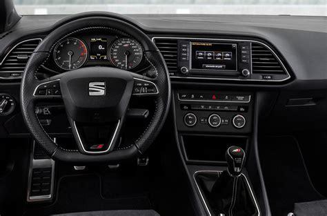 seat cupra review 2017 autocar