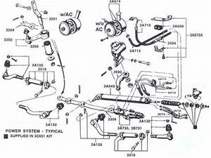 Is It Possible To Install Aftermarket Power Steering And Power Brakes On A 1957 Thunderbird