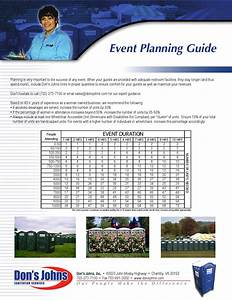 Event Planning Guide By Netbizbuzz