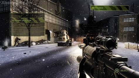 hud gameplay screenshot battlefield 2 modern combat on xbox 360 neogaf
