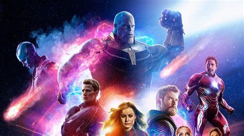 Endgame Avengers Desktop