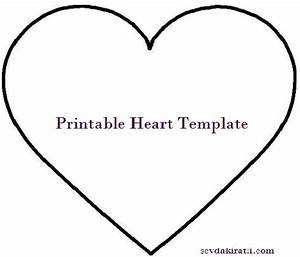 heart printable search results calendar 2015 With heart template for printing