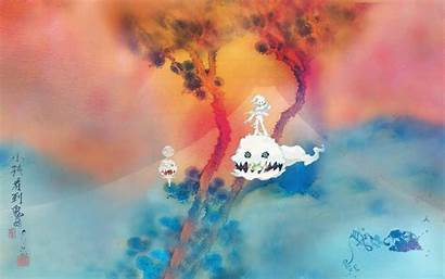 Ghosts Kanye Cudi Kid West Wallpapers Album