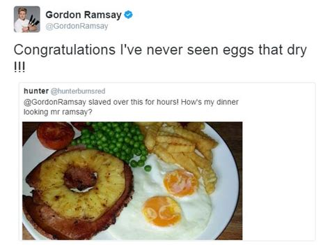 gordon ramsay cuisine cool gordon ramsay had the most savage responses to peoples 39 food photos