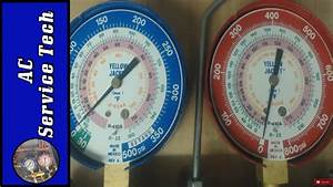410a And R22 Refrigerant Low Pressure Low Superheat