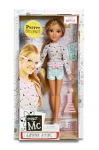 Adrienne Attoms MC2 Doll Project