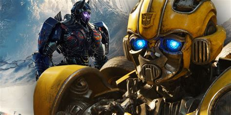 Bumblebee Movie Explains Transformers 5 Plot Hole Screen