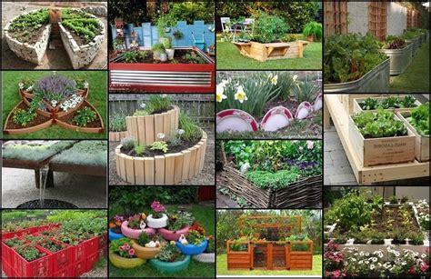 raised garden bed ideas 20 unique raised garden bed ideas