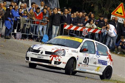 Aci Sedi Roma Aci Sport Mannu E Castiglioni Per La Magliona Motorsport