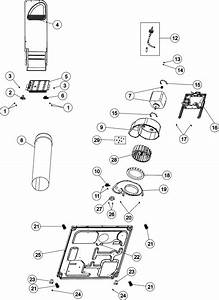 Base  Heater  U0026 Motor Diagram  U0026 Parts List For Model