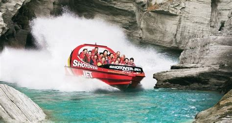 Jet Boat In Queenstown jet boating new zealand jet boats tours shotover jet