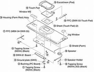 Sony Vaio - Pcg-sr33 - Pcg-sr33k - Pcg-sr27 - Pcg-sr27k