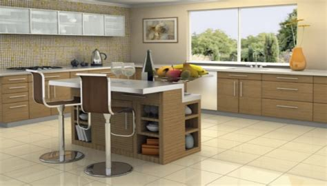 modern kitchen and dining room design 12 awesome modern kitchen and dining room designs ideas 9757