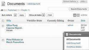 how to use wordpress for document management or file With wordpress document management system plugin