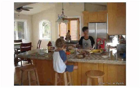 cuisine bar am駻icain modele de cuisine americaine
