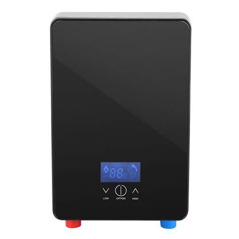scaldabagno elettrico istantaneo per doccia 6500w scaldacqua elettrico istantaneo scaldabagno tankless