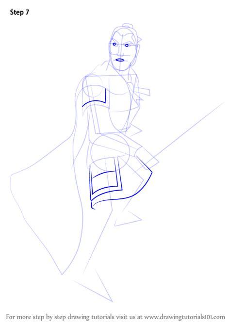 learn   draw captain li shang  mulan mulan step  step drawing tutorials