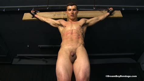 Crucified Muscle 2 From Dream Boy Bonadge
