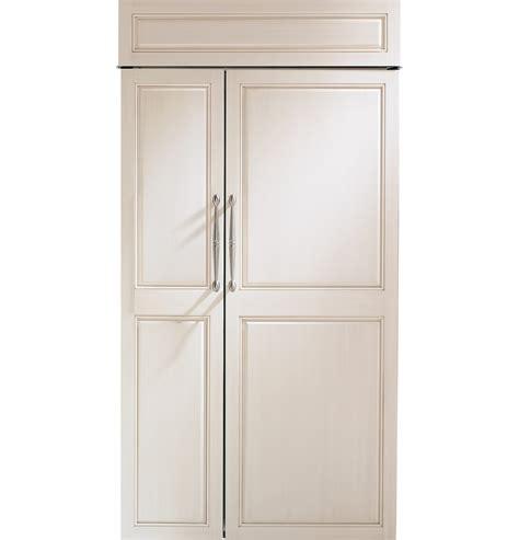 monogram  built  side  side refrigerator zisnh ge appliances
